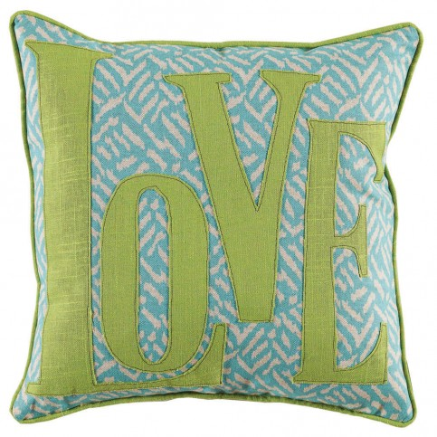love_applique_pillow_with_lime_linen_on_ibiza_peacock