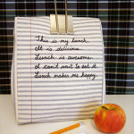 Adorable DIY Project: Your Very Own Lunchbox