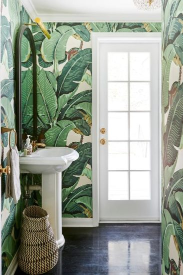 Trends We Love: Banana Leaves