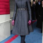 Michelle Obama Wears Thom Browne and Jason Wu to the 2013 Inauguration Festivities