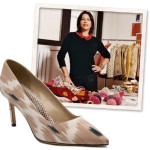 Madeline Weinreb Collaborates with Manolo Blahnik on Shoes