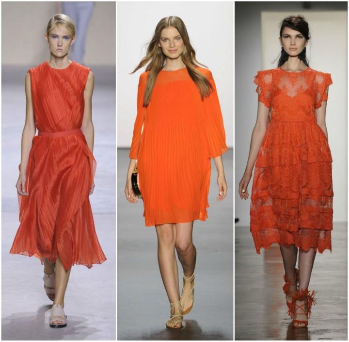 orange-dresses