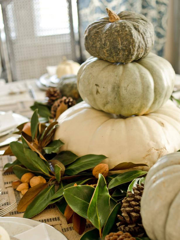 Thanksgiving centerpiece ideas setting the holiday table