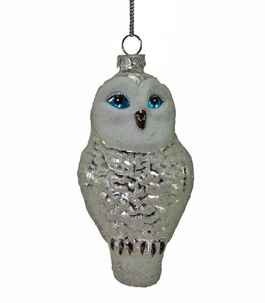 painted-glass-snow-owl-ornament