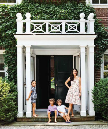 Stunning Front Door Ideas: Add A Portico! 20 Gorgeous