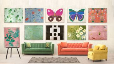 Art and Mirror 20% OFF SALE & See the New Paule Marrot Collection at Anthropologie