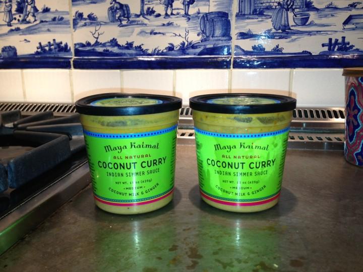 Maya Kaimal Coconut Curry Sauce