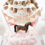 Equestrian Birthday Party for Girls