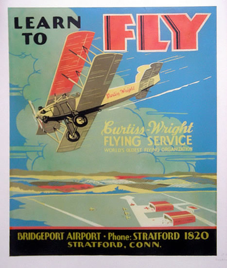 poster learn to fly 1