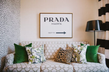 Fashion-Inspired Home Decor