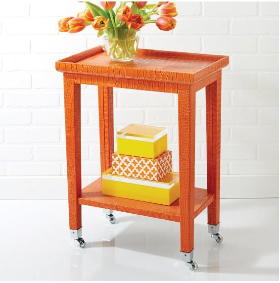 prescott_orange_cote_d_azur_phone_table