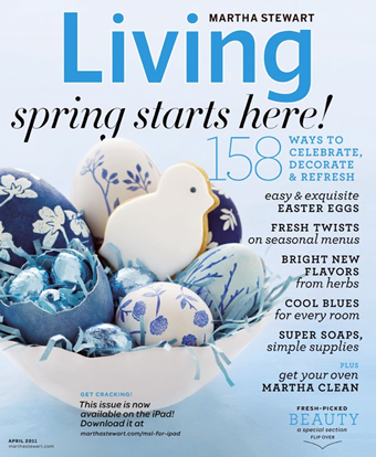 Thanks Martha Stewart! Starting Spring with our Flat House Birdhouse!