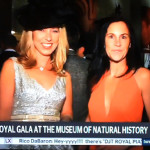 A Long Night of Royal Celebrating at the American Museum of Natural History