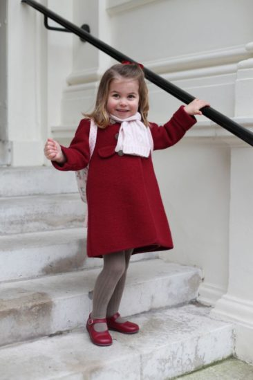 Princess Charlotte Starts Nursery School & Gwyneth Paltrow Announces Engagement!