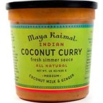 Entertaining: Maya Kaimal Coconut Curry Sauce