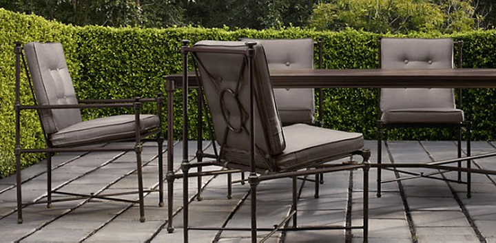 Why You Should Not Order Restoration Hardware Outdoor Furniture