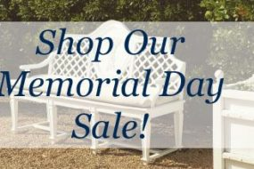 Shop Our Memorial Day Sale! Save 20% Site Wide On Orders Over $175!