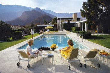 September Inspiration From Slim Aarons