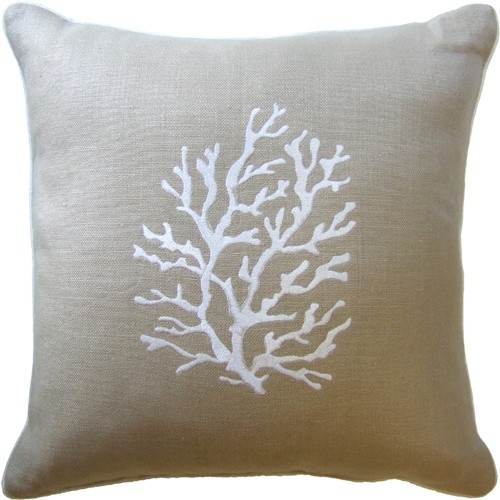 straw_linen_pillow_with_ivory_coral_design