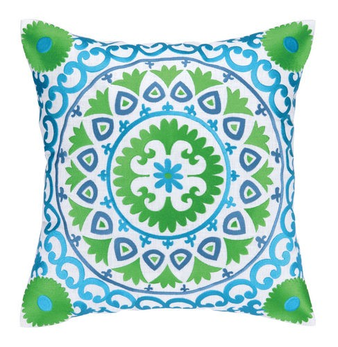 suzani-blue-green-embroidered-pillow