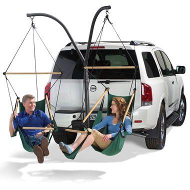 tailgate hammock
