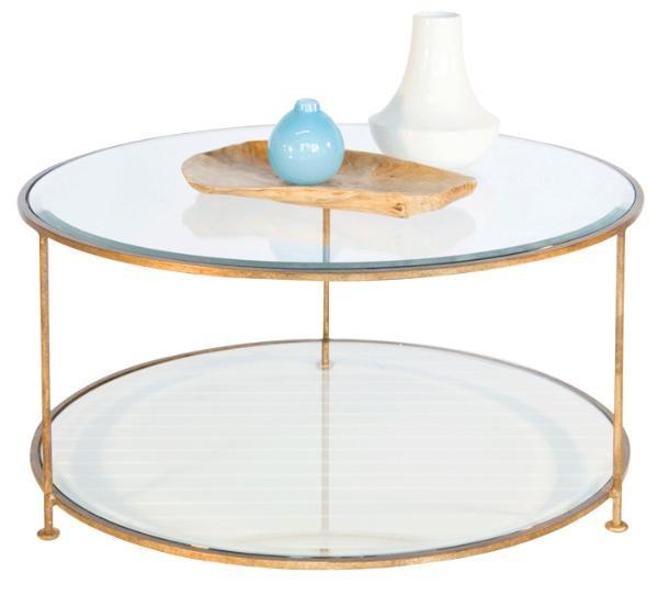 Lucy Mirrored Coffee Table: Interior Design Spotlight: Worlds Away Decor