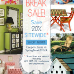 Sale at The Well Appointed House! This Week!