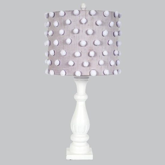 white_shabby_chic_table_lamp_with_lavender_pom_pom_shade